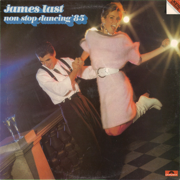 Last, James Non Stop Dancing '85 Vinyl