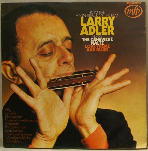 Adler, Larry Larry Adler