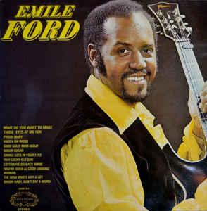 Ford, Emile Emile Ford Vinyl