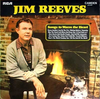 Reeves Jim Songs To Warm The Heart Vinyl