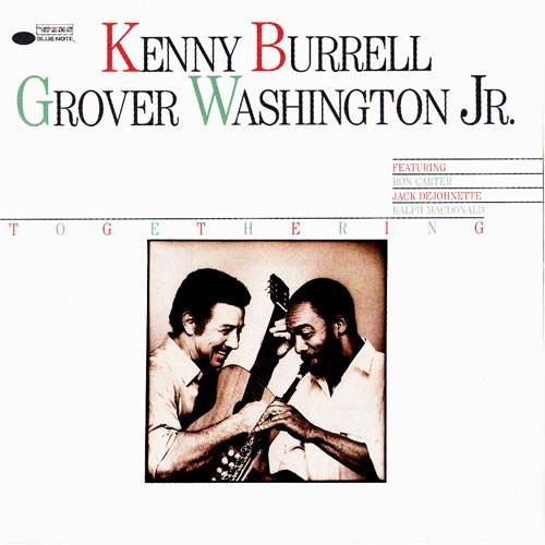 Kenny Burrell, Grover Washington, Jr. Togethering Vinyl