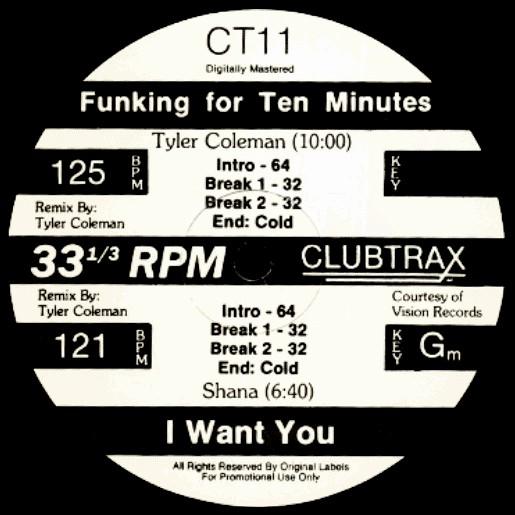 Clubtrax 11 Various Vinyl