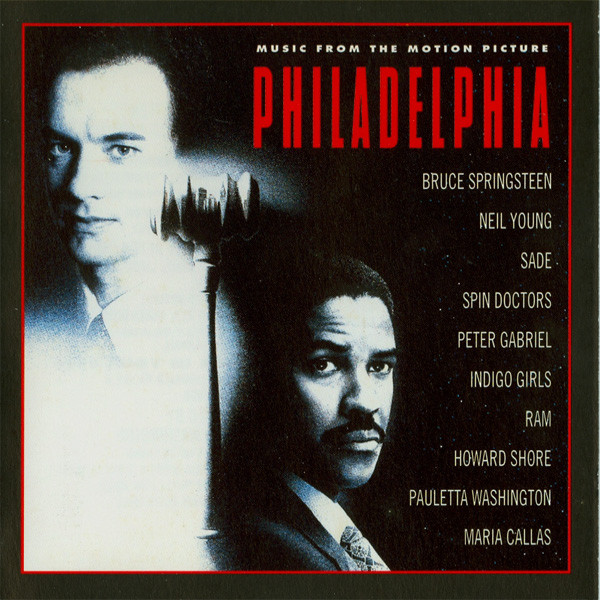 Various Philadelphia (Music From The Motion Picture)