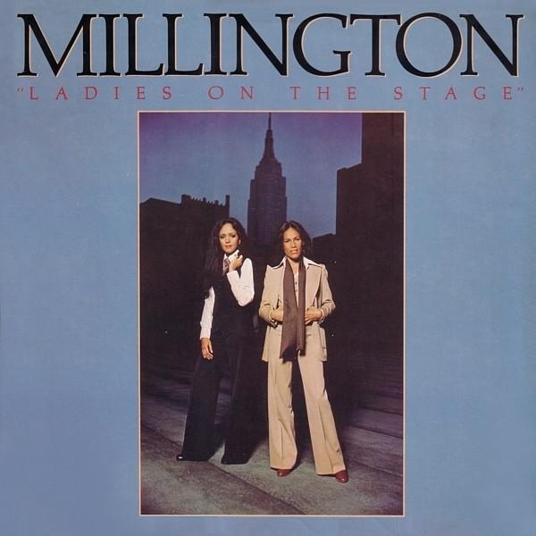 Millington Ladies On The Stage