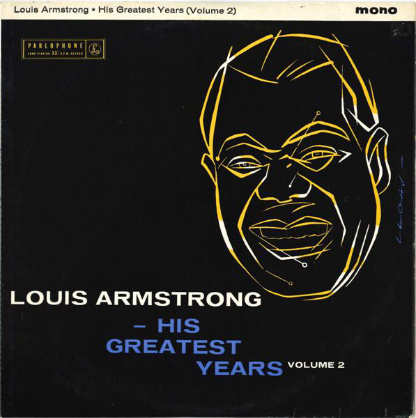 Armstrong, Louis His Greatest Years - Volume 2 Vinyl