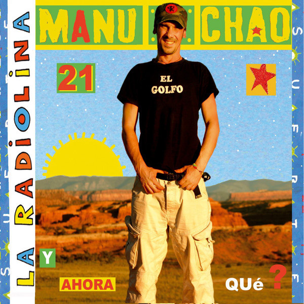 Chao, Manu La Radiolina Vinyl