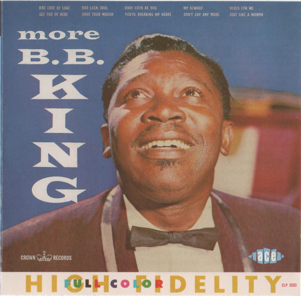 King, B.B. More B.B. King