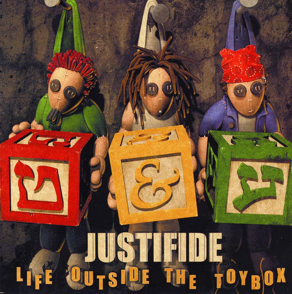 Justifide Life Outside The Toybox Vinyl