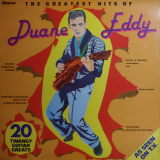 Eddy, Duane The Greatest Hits Of Duane Eddy Vinyl