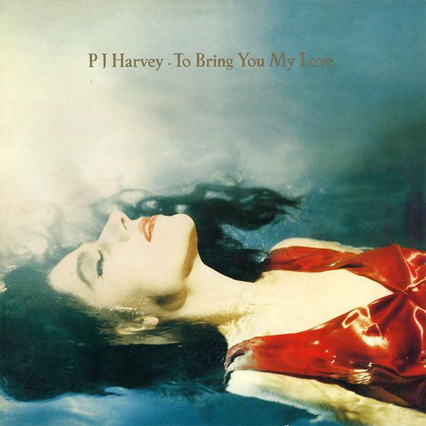 PJ Harvey To Bring You My Love Vinyl