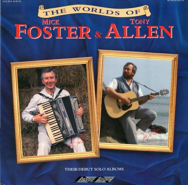 Foster & Allen The Worlds Of  Vinyl