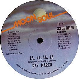 Marco, Ray La, La, La, La