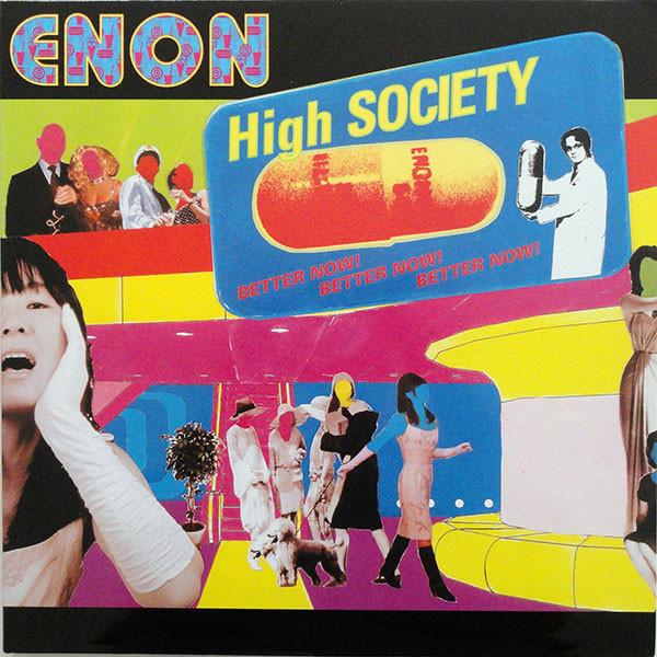 Enon High Society Vinyl