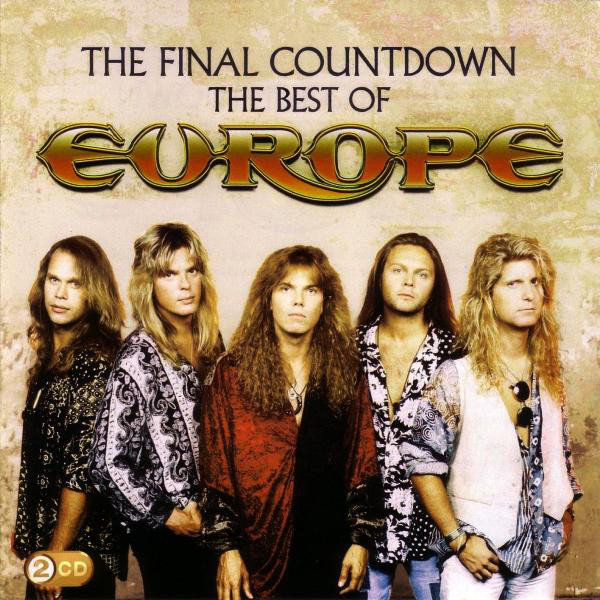 Europe The Final Countdown - The Best Of Europe