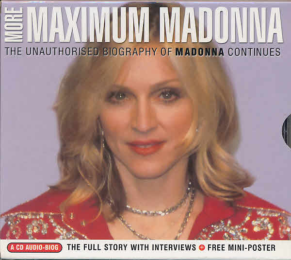 Madonna More Maximum Madonna