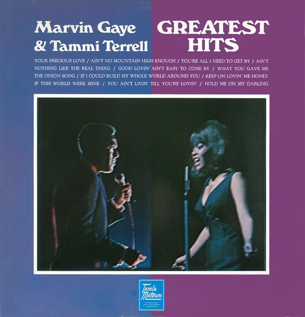 Marvin Gaye & Tammi Terrell Greatest Hits Vinyl