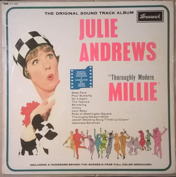 Various Thoroughly Modern Millie Vinyl