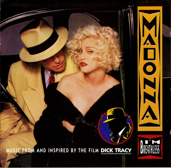 Madonna I'm Breathless (Music From And Inspired By The Film Dick Tracy) CD