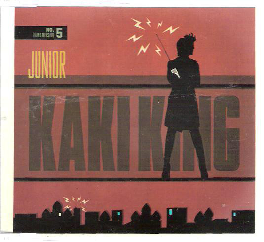 Kaki King Junior