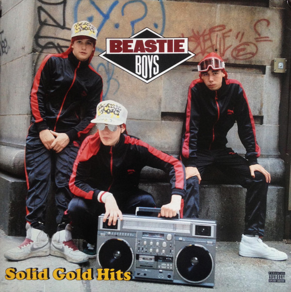 Beastie Boys Solid Gold Hits Vinyl