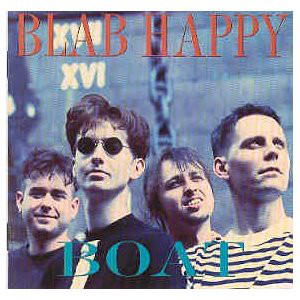 Blab Happy Boat CD