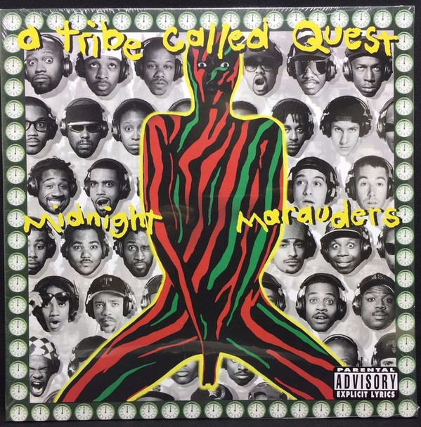 A Tribe Called Quest Midnight Marauders Vinyl