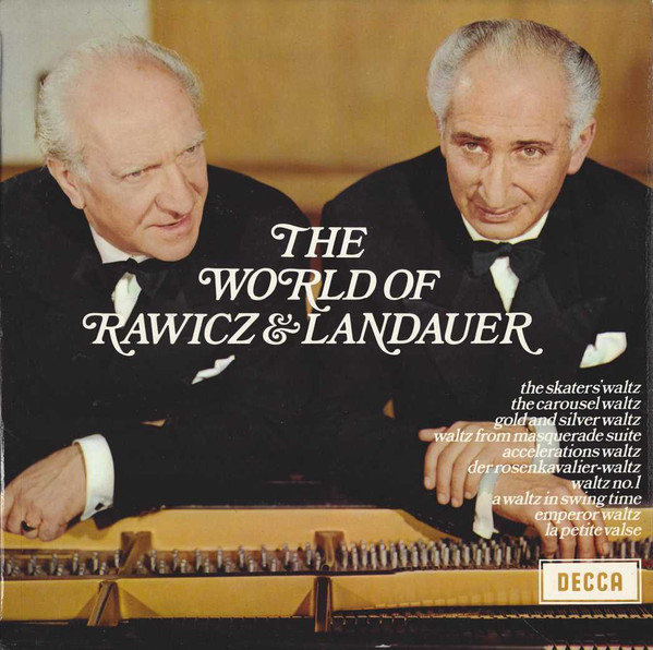 Rawicz & Landauer The World Of Rawicz & Landauer Vinyl