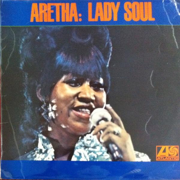Franklin, Aretha Lady Soul Vinyl