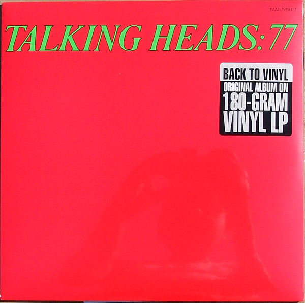 Talking Heads Talking Heads: 77 Vinyl