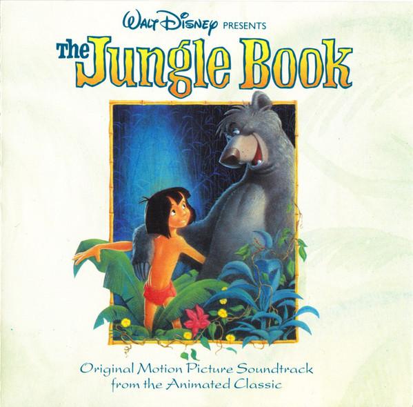 George Bruns, Richard M. Sherman, Robert B. Sherman, Terry Gilkyson Walt Disney Presents The Jungle Book - Original Motion Picture Soundtrack