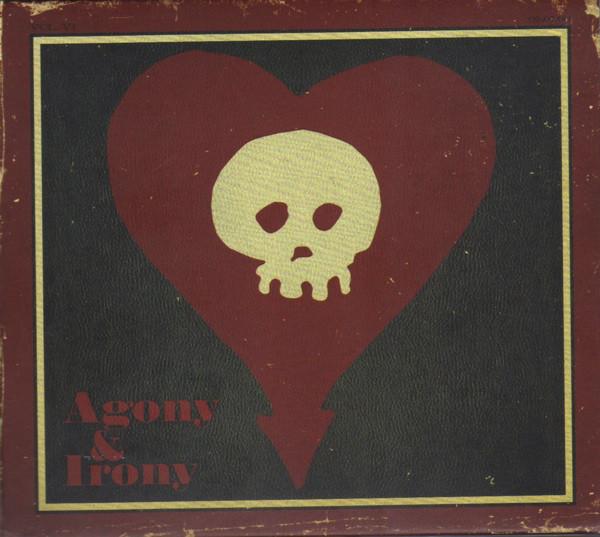 Alkaline Trio Agony & Irony CD