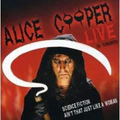 Cooper, Alice Live In Toronto