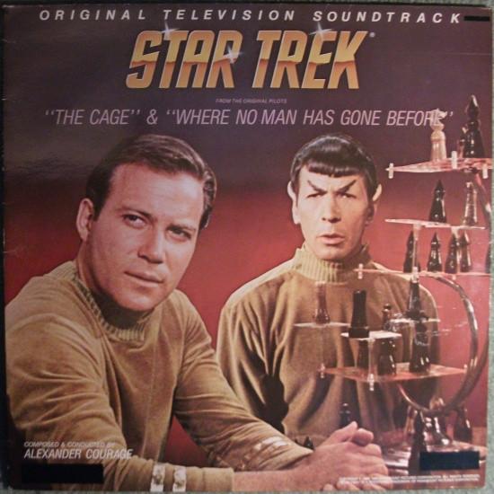 Alexander Courage Star Trek -