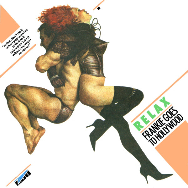 Frankie Goes To Hollywood Relax Vinyl