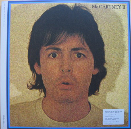 McCartney, Paul McCartney II