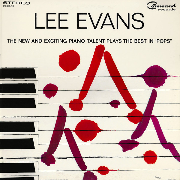 Evans, Lee The New And Exciting Piano Talent Plays The Best in