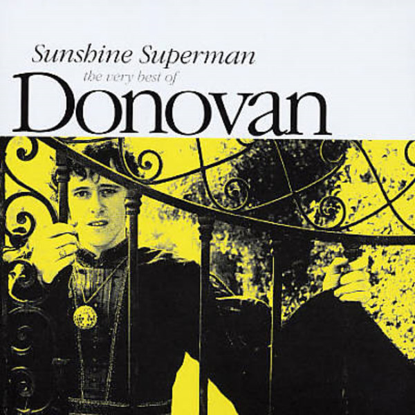 Donovan Sunshine Superman - The Very Best Of Donovan CD