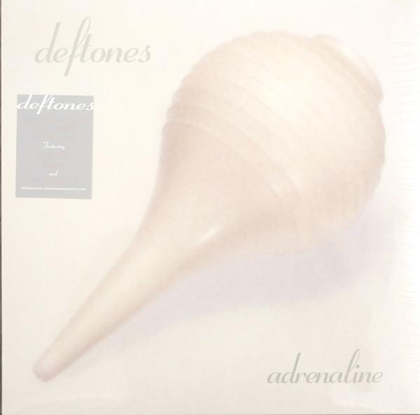 Deftones Adrenaline Vinyl
