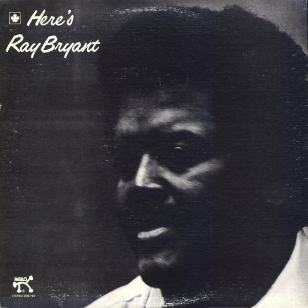 Ray Bryant Here's Ray Bryant Vinyl