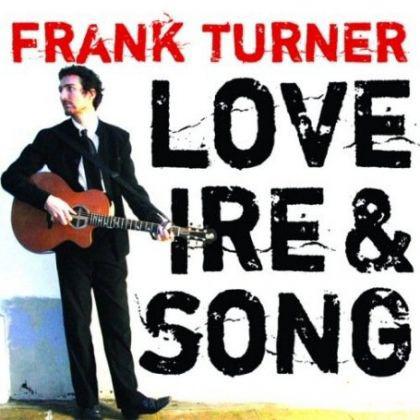 Frank Turner Love Ire & Song CD