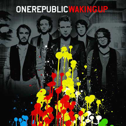 OneRepublic Waking Up Vinyl