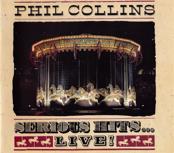 Collins, Phil Serious Hits - Live