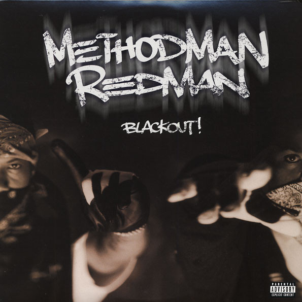 Method Man & Redman Blackout! Vinyl