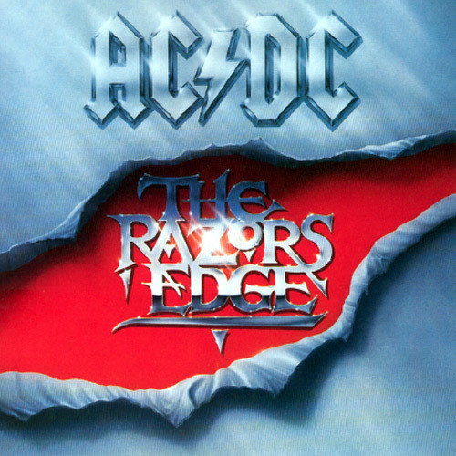 AC/DC The Razors Edge Vinyl