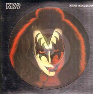 Kiss Gene Simmons Vinyl