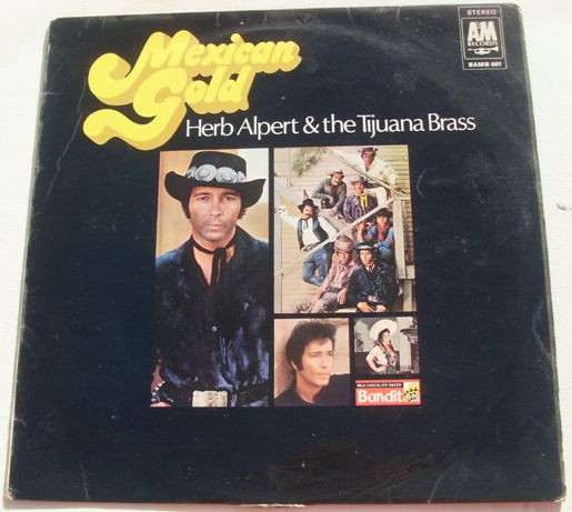 Alpert, Herb & The Tijuana Brass Mexican Gold