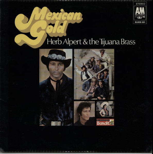 Herb Alpert & The Tijuana Brass Mexican Gold Vinyl