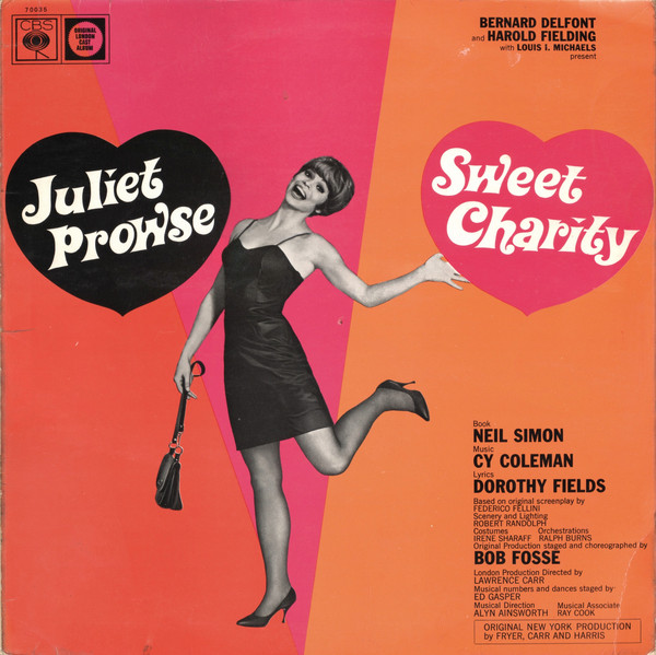 Prowse, Juliet Sweet Charity