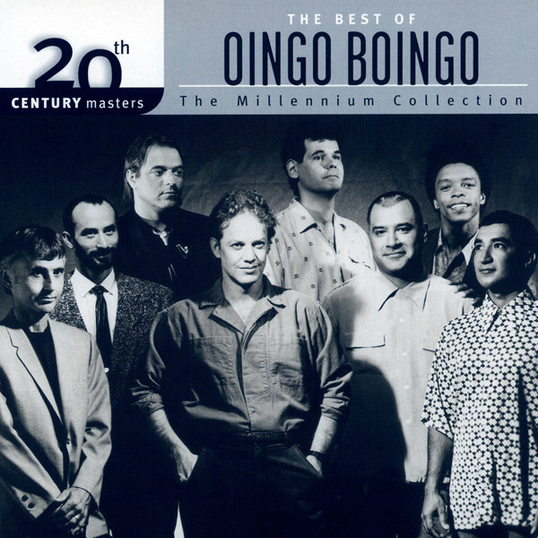 Oingo Boingo The Best Of
