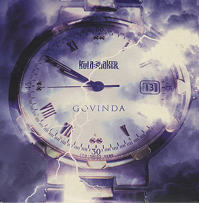 Kula Shaker Govinda (Radio Mix) Vinyl